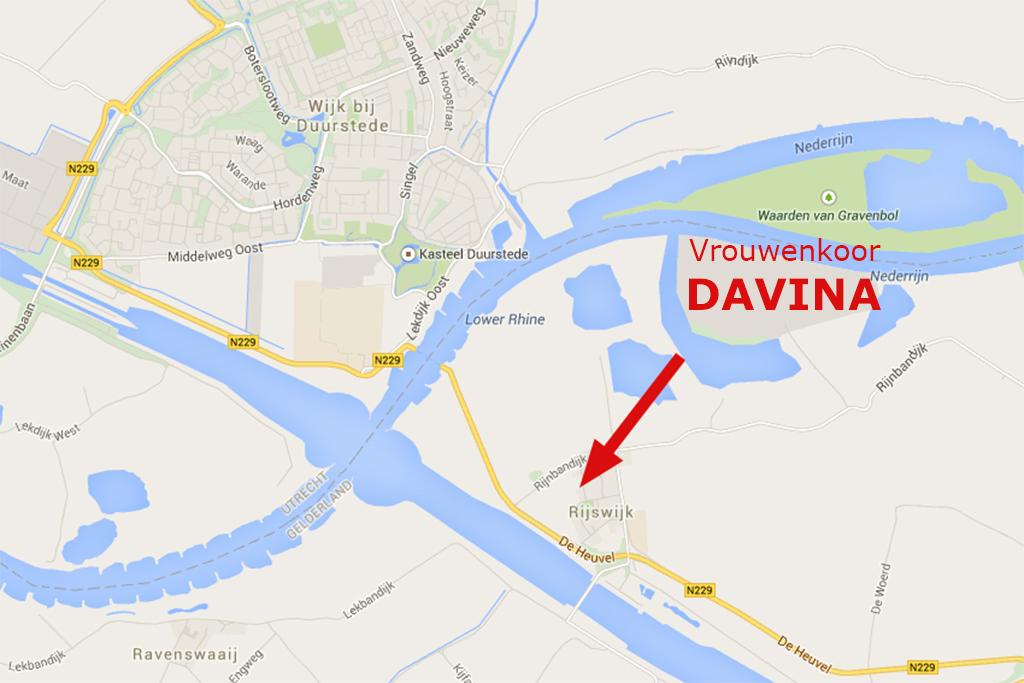 Contact Davina